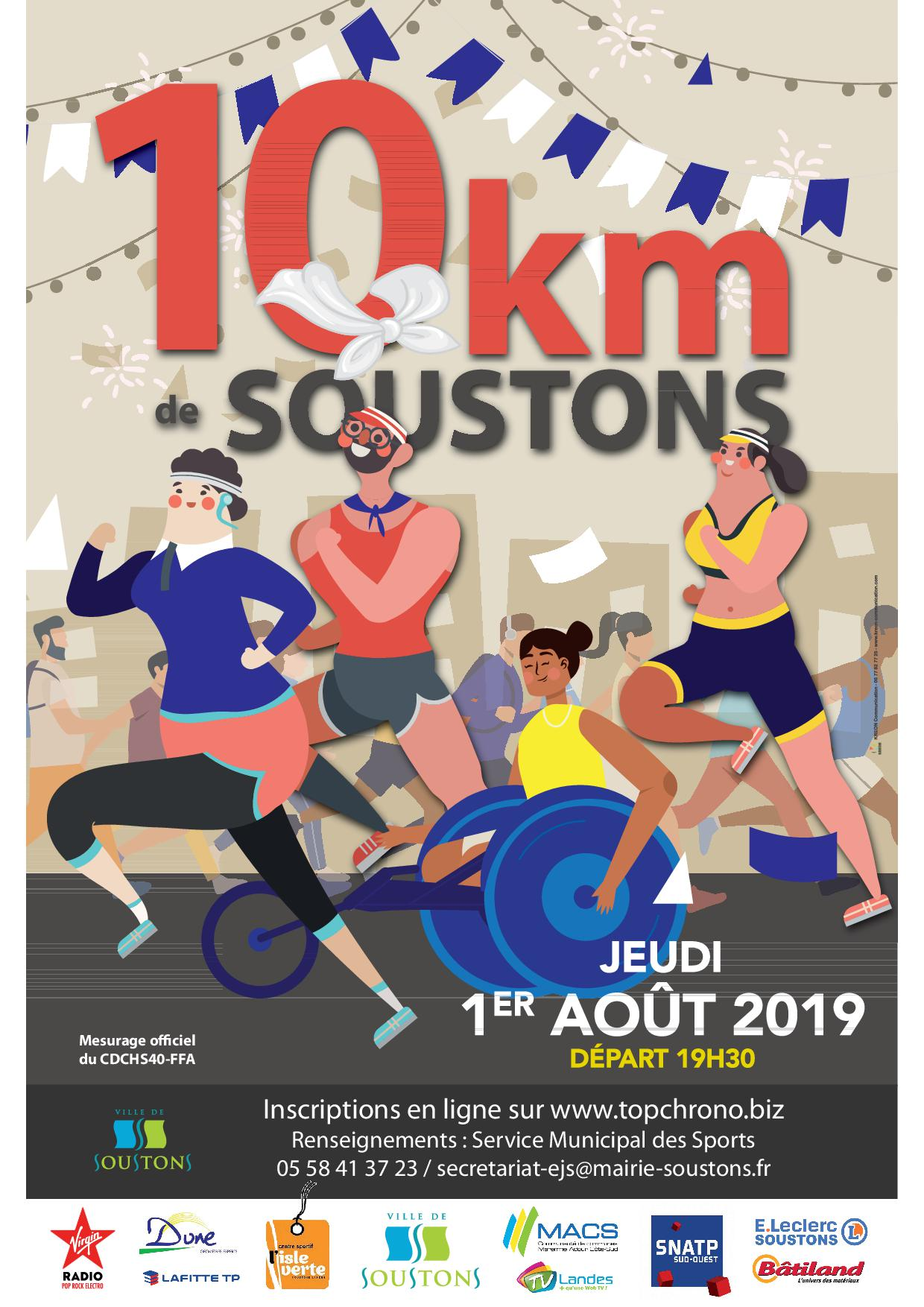 Affiche 10km 2019 - Copie