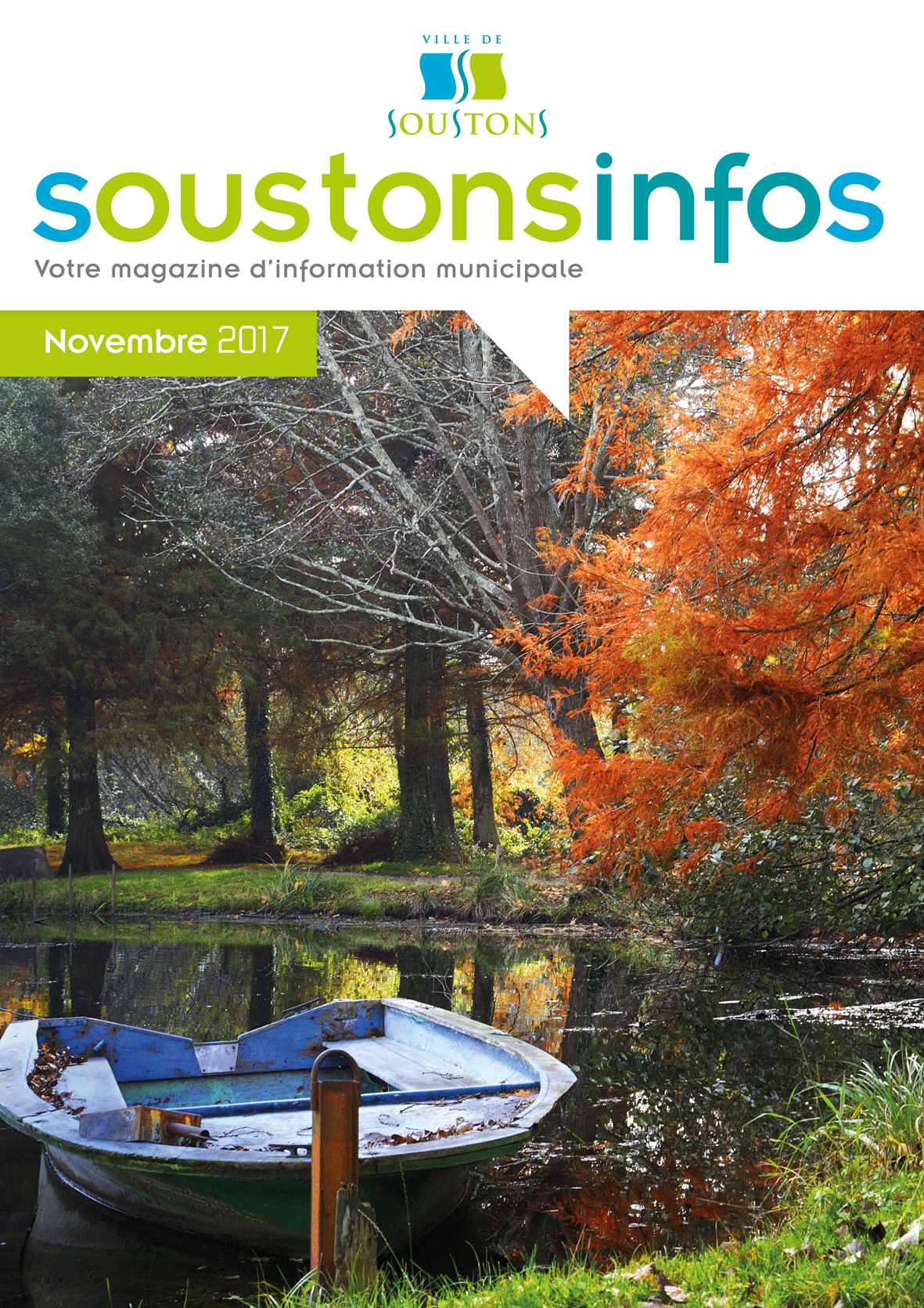 COUVERTURE SOUSTONS INFOS NOV 2017