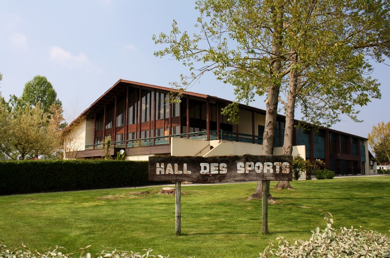 hall des sports du lac
